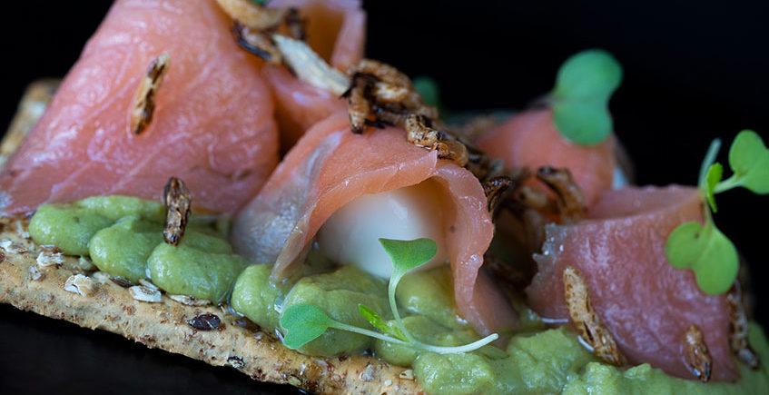 Tosta de salmon duquesa cdc