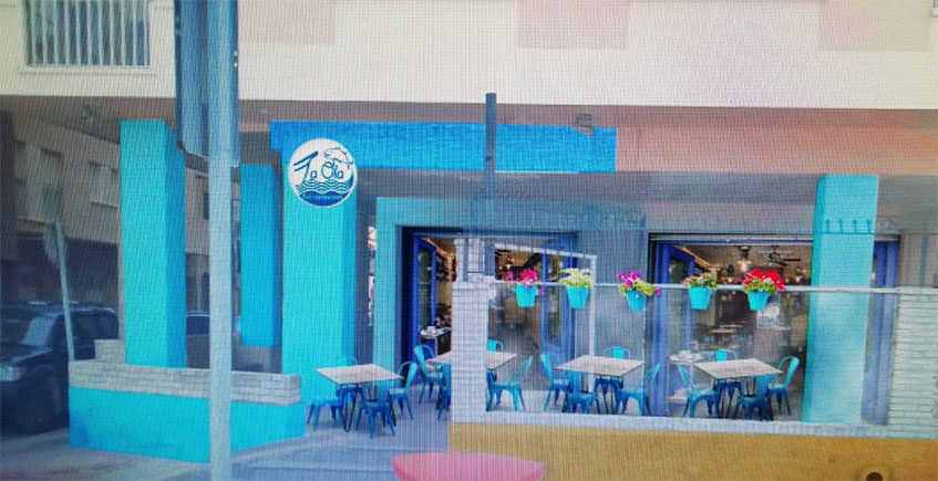 El bar La Ola de Chipiona abre en Cádiz