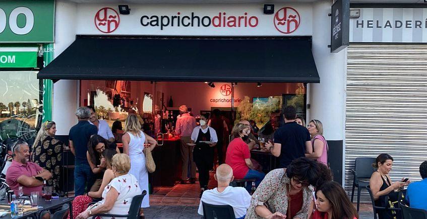 Capricho Diario abre en Costa Ballena y Zahara de los Atunes tiendas con zona de degustación