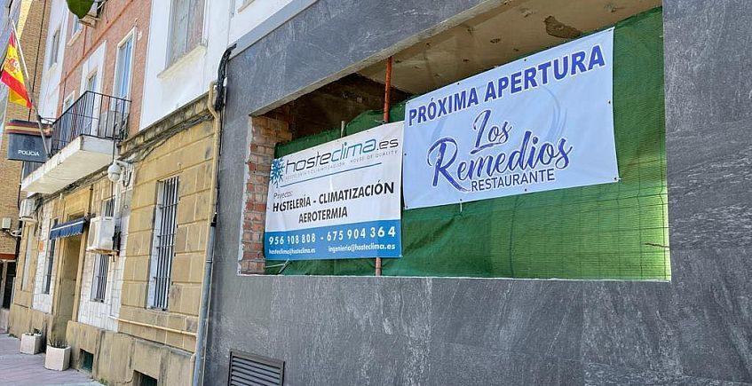 Los Remedios de Algeciras se traslada tras el verano a la Avenida de las Fuerzas Armadas