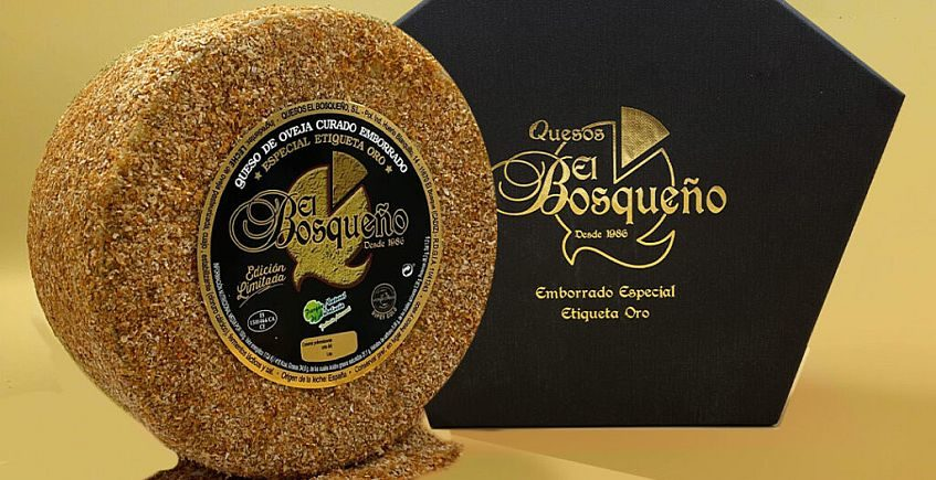 El Bosqueño lanza una edición gourmet y numerada de su premiado emborrado