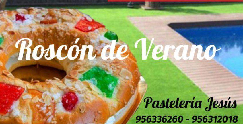 Vuelve el Roscón de verano de la Pastelería Jesús de Jerez