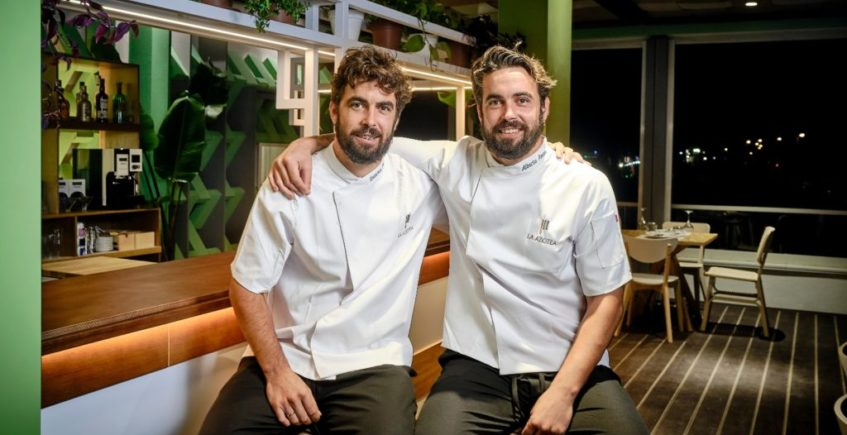 Los cocineros. Foto de Julio González