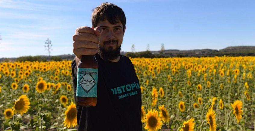 Nace una nueva marca de cerveza artesanal gaditana, La Distópica