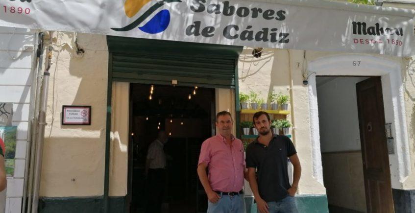 Los sabores de la provincia llegan a la plaza de San Juan de Dios de Cádiz... vía Paterna