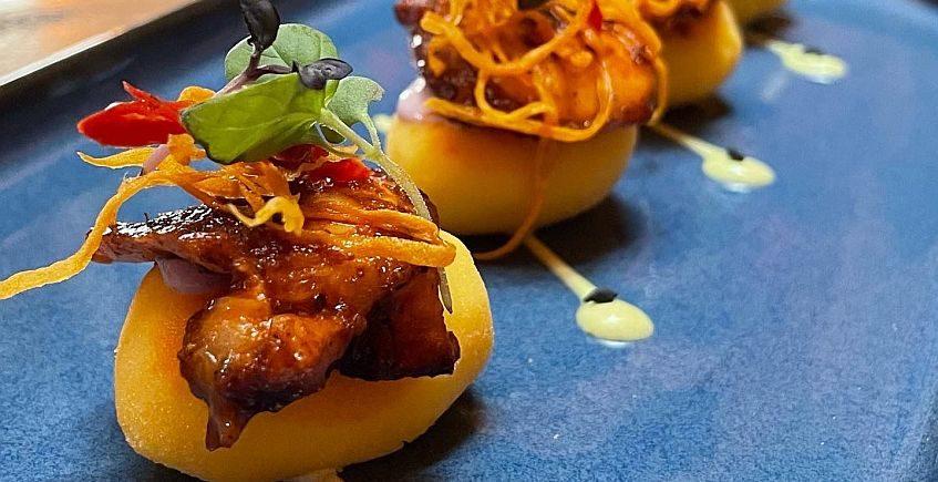 El Chile Habanero del centro de Jerez reabre con más crudos y cocina nikkei