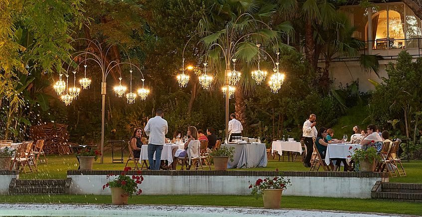 Los tres restaurantes del verano de González Byass