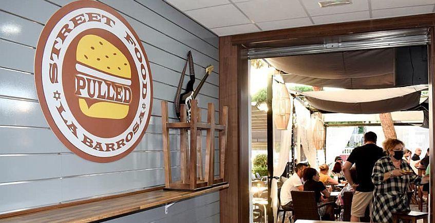 Pulled Street Food de Cádiz abre en La Barrosa