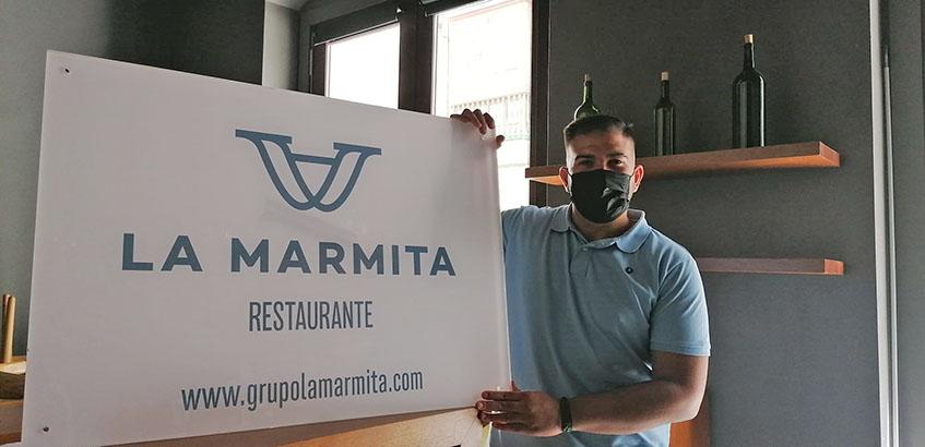 El grupo La Marmita abre restaurante en la calle Ancha de Cádiz
