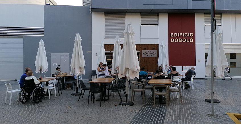 El Nuevo Viento de Levante ya está funcionando en el mercado de La Paz de Cádiz