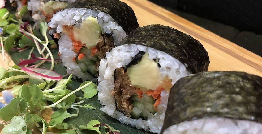 Vegan Sushi 847