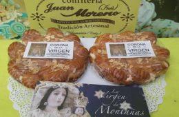 La Confitería Juan Moreno empieza a elaborar sus Roscos de la Virgen