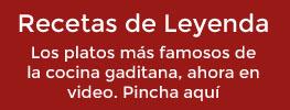 Ver la colección Recetas de Leyenda