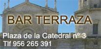 Más información sobre el Bar Terraza, aquí.